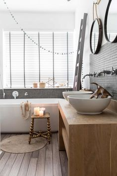 New Bathroom Vanity Styling Countertops Mirror Ideas Bathroom Spa, Bathroom Toilets, Laundry In Bathroom, Bathroom Ideas, Bathroom Styling, Dream Bathrooms, Beautiful Bathrooms, Contemporary Bathrooms, Modern Bathroom