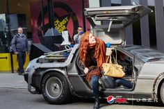 #Pepsi Max Presents: The Perfect Ride   The Future is Now   Genius   #BackToTheFuture