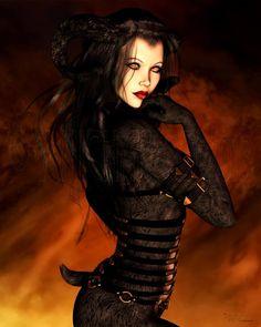 Darker Magic by vaia.deviantart.com on @deviantART