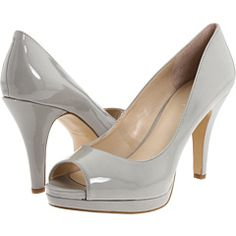 Light Gray Pumps - good basics never go out of style