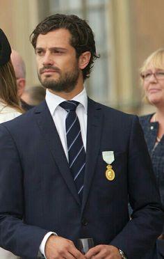 Carl Philip of Sweden