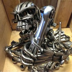 Tigger Welding: Turning Old Tools Into New Art
