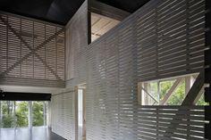 Cottage in Tsumari   Architects: Daigo Ishii , Future-scape Architects   Location: Tokamachi, Niigata Prefecture, Japan   Area: 67.48 sqm Year: 2010   Photography © Koji Fujii