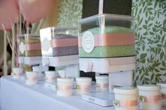 Hostess with the Mostess® - Bee Natural Spa Party