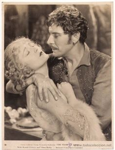 ronald colman/vocal velvet   Films Muets - Silent Movies: The Night of Love - George Fitzmaurice ...