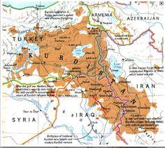 map of kurdistan Kurdistan, Google Images, Diagram, Van, Google Search, Vans