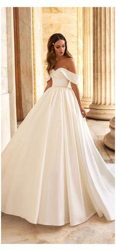 Wedding Dresses 2018, Sexy Wedding Dresses, Princess Wedding Dresses, Bridal Dresses, Maxi Dresses, Modest Wedding, Wedding Skirt, White Dress For Wedding, Summer Dresses