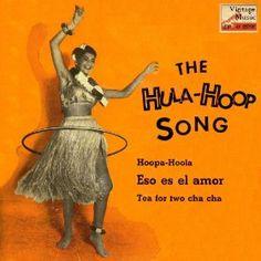 hula hoop vintage - Google Search