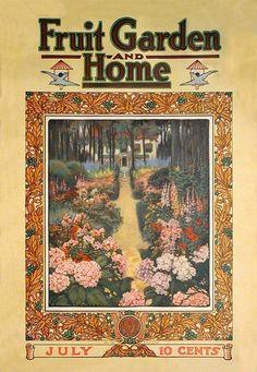 Fruit Garden and Home 1922-07