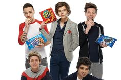 Exclusive: One Direction Teams With Nabisco For Multi-Brand Tour Sponsorship, Marketing Blitz eat more ritz!!!