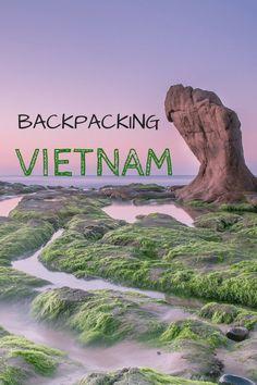 Backpacking in Vietnam – A Budget Guide via @brokebackpacker