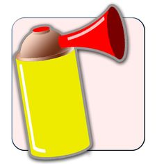 A simple app for making loud and obnoxious noises, like air horns. Simple App, Horns, App Store, Google Play, Apps, Iphone, Android, Antlers, Horn