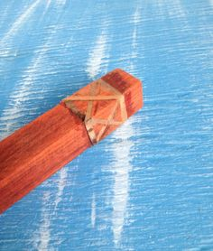 How to Make a Celtic Knot Segmented Wood Pen Blank