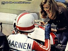 Motorcycle Racers, Racing Motorcycles, Grand Prix, Monster Cycle, Cafe Racer Bikes, Old Bikes, Sports Stars, Champions, Fotografia