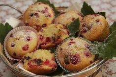 Čitateľský recept: Ríbezľovo-čokoládové muffiny | Recepty | zena.sme.sk Cap Cake, Potato Salad, Breakfast, Ethnic Recipes, Anna, Morning Coffee
