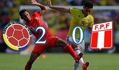 (2-0) Colombia derrotó a Perú y comenzó con pie derecho el camino hacia el Mundial (Goles) | Futbol Ecuador | Campeonato Ecuatoriano | Noticias Deportivas | Tera Deportes