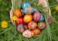 Easter: Think Outside the Candy Aisle