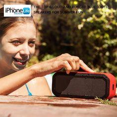 VOOMBOX outdoor speaker