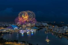 From luxurious hotel rooms and HDB estates to grassy banks by the waterfront, here's a list of where to go for the best views of the fireworks on National Day.  The fireworks display of course, are a perennial favourite.  Just head to the nearby riverside locations early on to secure a good viewing spot