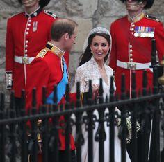 Pin for Later: Retour Sur les 30 Plus Belles Photos du Mariage de Kate et William