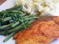 Crispy Chicken at RM Dietetics ~ Low FODMAP