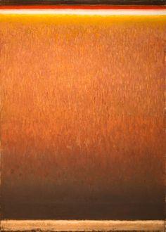 STEFAN GIEROWSKI (1925)  DCCLXXXVII   olej, płótno / 140 x 100 cm  sygn. na odwrocie: s.gierowski/ Ob. DCCLXXXVII