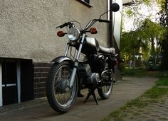 Simson S 51 by Flying-Nightingale