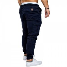 Littleice Casual Pant for Men Mens Trousers Harem Sweatpants Slacks Casual Jogger Sportwear Baggy Comfy Pant Navy 1 XL * Continue to the product at the image link. (This is an affiliate link) Jogger Pants Style, Sport Pants, Cargo Pants, Men Pants, Cuffed Joggers, Mens Joggers, Casual Pants, Men Casual, Cardigan En Maille