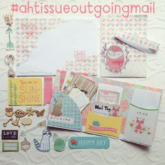 Pen Pal Letter ideas - ahtissue's photo on Instagram
