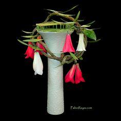 Alto diseño floral en Chile:Ramos de novia tradicionales y de vanguardia