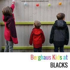 On a day like today you need Berghaus Kids @Blacks_online to keep your little ones warm and dry. Check out what we think over in the blog (link in bio) #outdoorlife #outdoorfun #outdoors