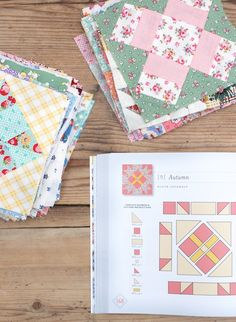MessyJesse - a quilt blog by Jessie Fincham: The Farmer's Wife 1930s Sampler Quilt