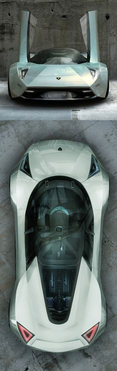 ♂ Lamborghini Insecta Concept car silver from http://www.carbodydesign.com/gallery/2009/03/02-lamborghini-insecta-concept/12/