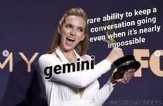 Gemini - These Hilarious Astrology Memes Are Way Too Accurate - Livingly Zodiac Signs Pisces, Astrology Zodiac, Gemini, Aquarius, Old Soul, Proud Of You, Hilarious, Social Media, Good Things