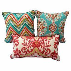 3-Piece Anna Pillow Set