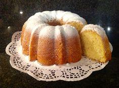 Vanillepudding-slagroomcake Bake My Cake, Pie Cake, Cake Cookies, Cupcake Cakes, Baking Recipes, Cake Recipes, No Bake Nutella Cheesecake, Baking Bad, Biscuits