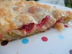 Easy Raspberry Cream Cheese Pastry