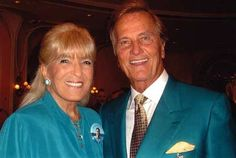 Pat Boone And Wife Shirley | Shirley & Pat are celebrating 58 years of marriage. Photo: Pat Boone ...