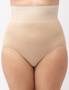 High waist seamless brief panty by Cacique Granny Panties, Torrid, Plus Size Women, Underwear, Take That, Bodysuit, Swimwear, Shopping, High Waist