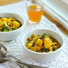 Slow-Cooker Recipe: Curried Vegetable and Chickpea Stew — Recipes ...