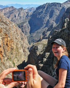 An amazing hike. South Africa, Grand Canyon, Cape, Hiking, Activities, Mountains, Amazing, Instagram Posts, Travel