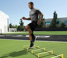 Get quick feet and improve running speed with this four-week training plan.