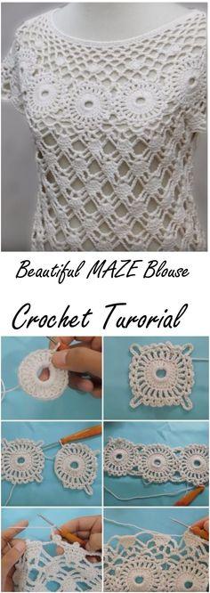 maze blouse