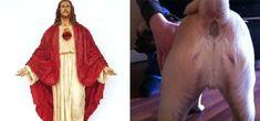 Wholly Shithole; It's Jesus Christ!!!