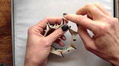 Contemporary Geometric Beadwork Kate McKinnon - YouTube