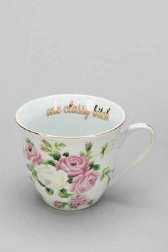 Cheeky Teacup - Urban Outfitters