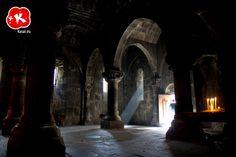 Klasztor Geghard (Gerhard), Armenia
