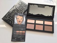 Kat Von D Monarch / Chrysalis / Innerstellar / Eyeshadow Palette 12 colors