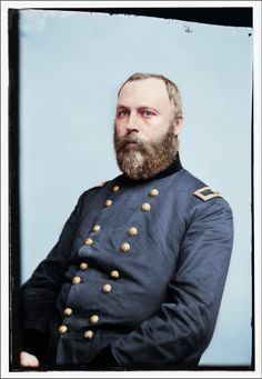 Union General William Alexander Hammond