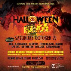 HALLOWEEN HAVOC  #Halloween2016 Halloween Havoc, Halloween 2016